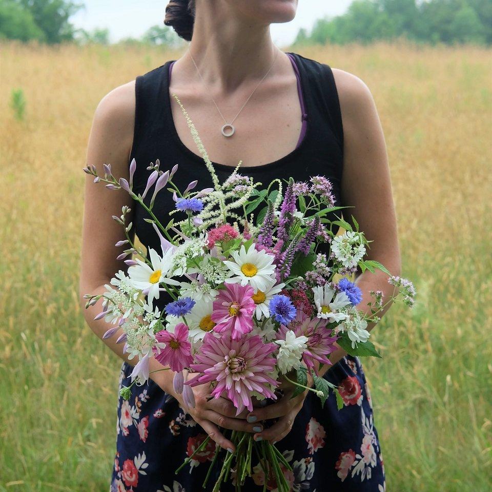 fleurs locales Magog offre Alex à la campagne