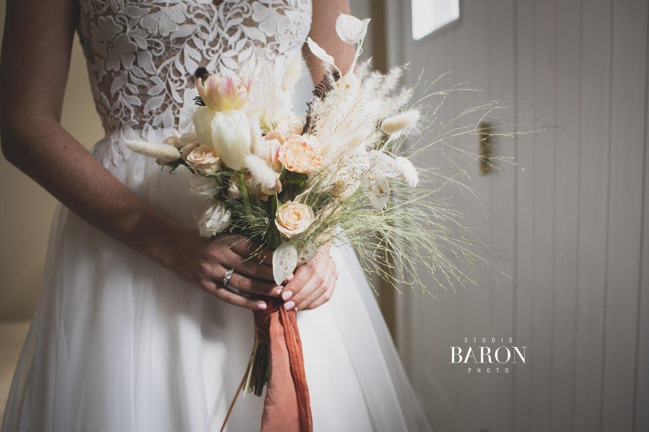 bouquet mariage hiver quebec