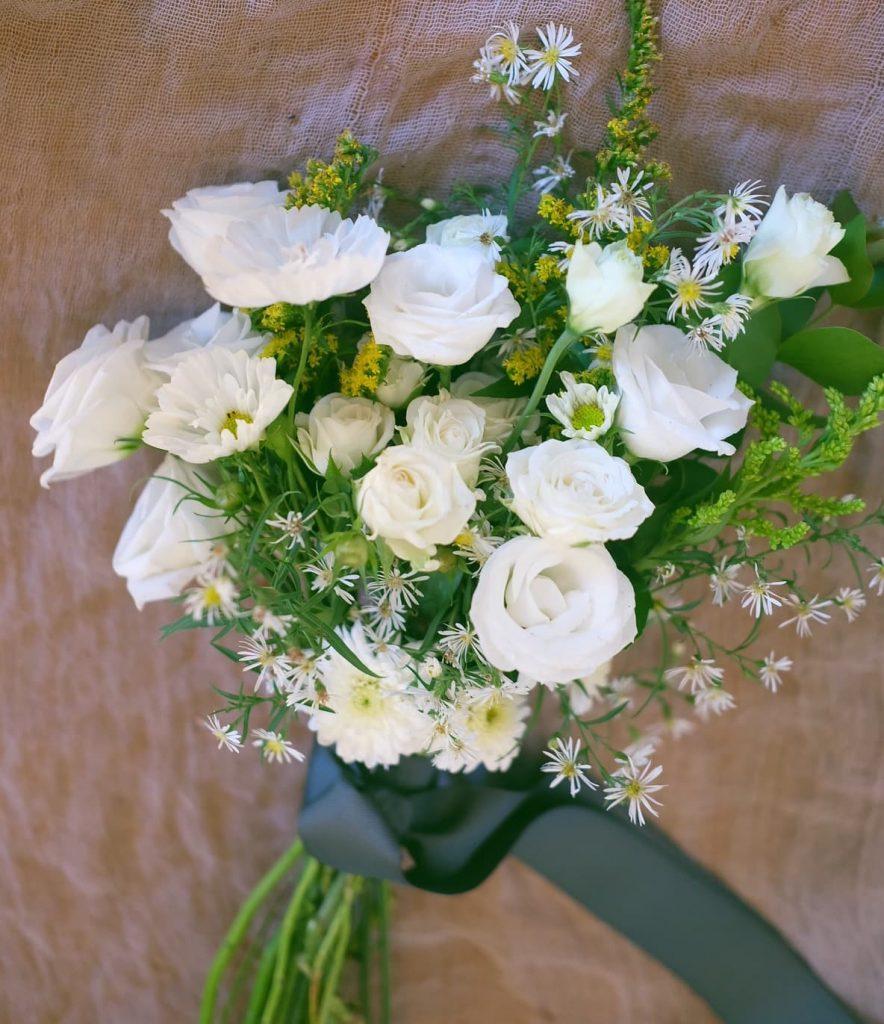 fleurs locales mariage écoresponsable