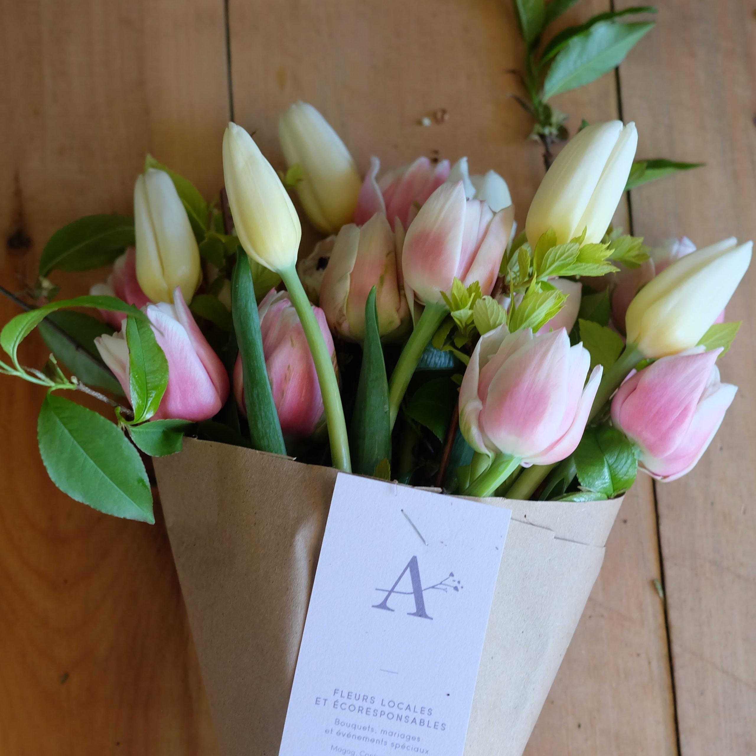 bouquet abonnement floral