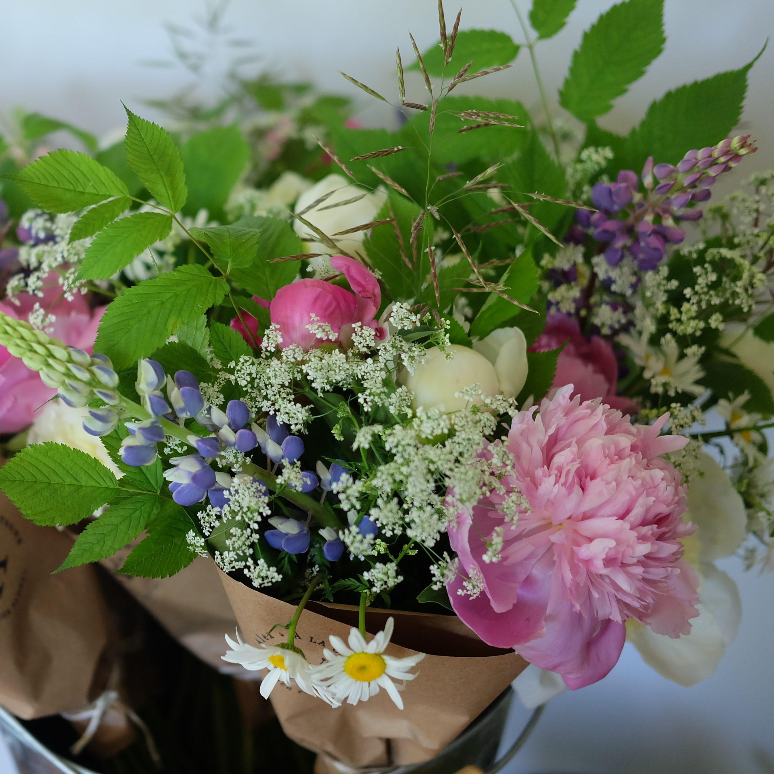 bouquet abonnement floral magog