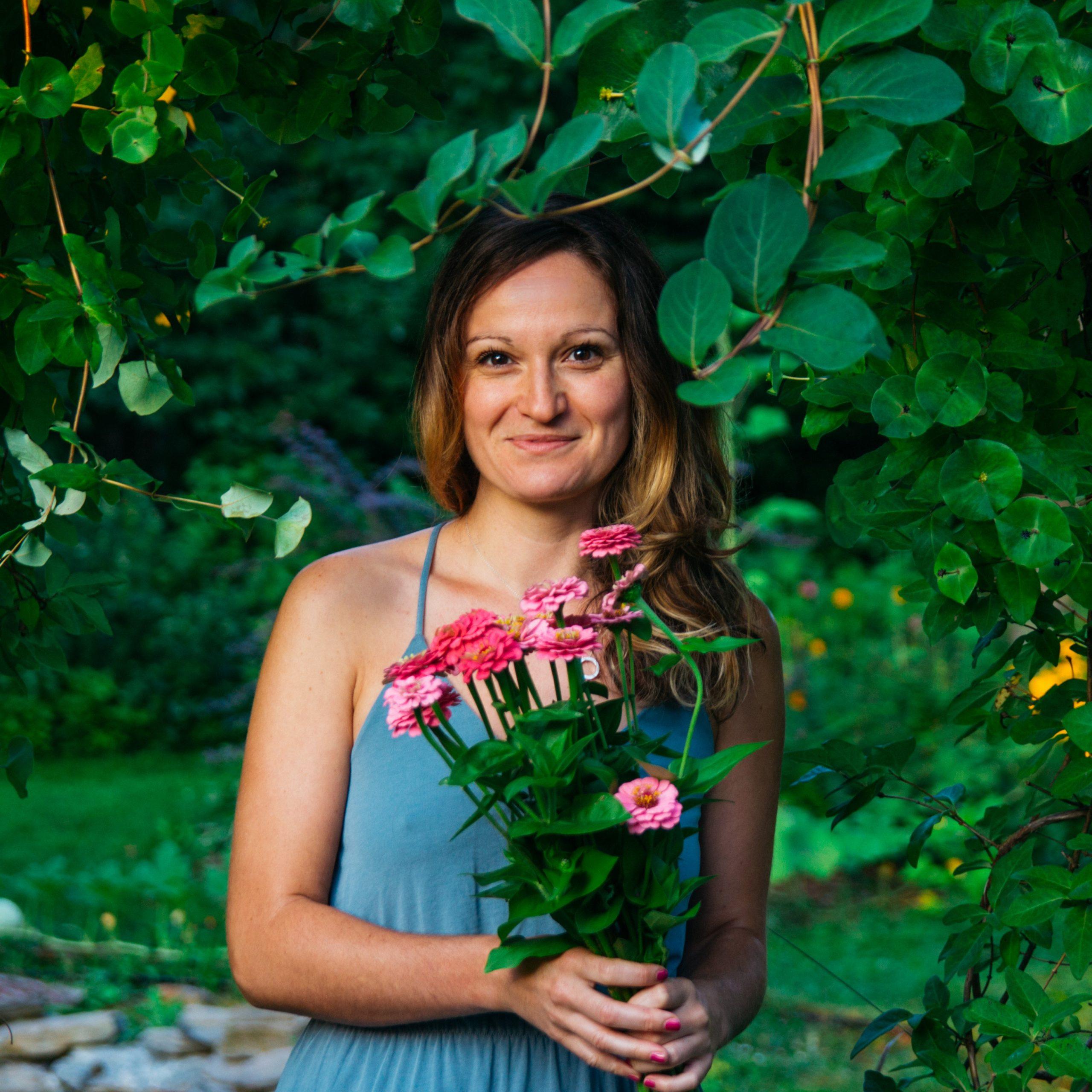 Alexandra Truchot alex à la campagne