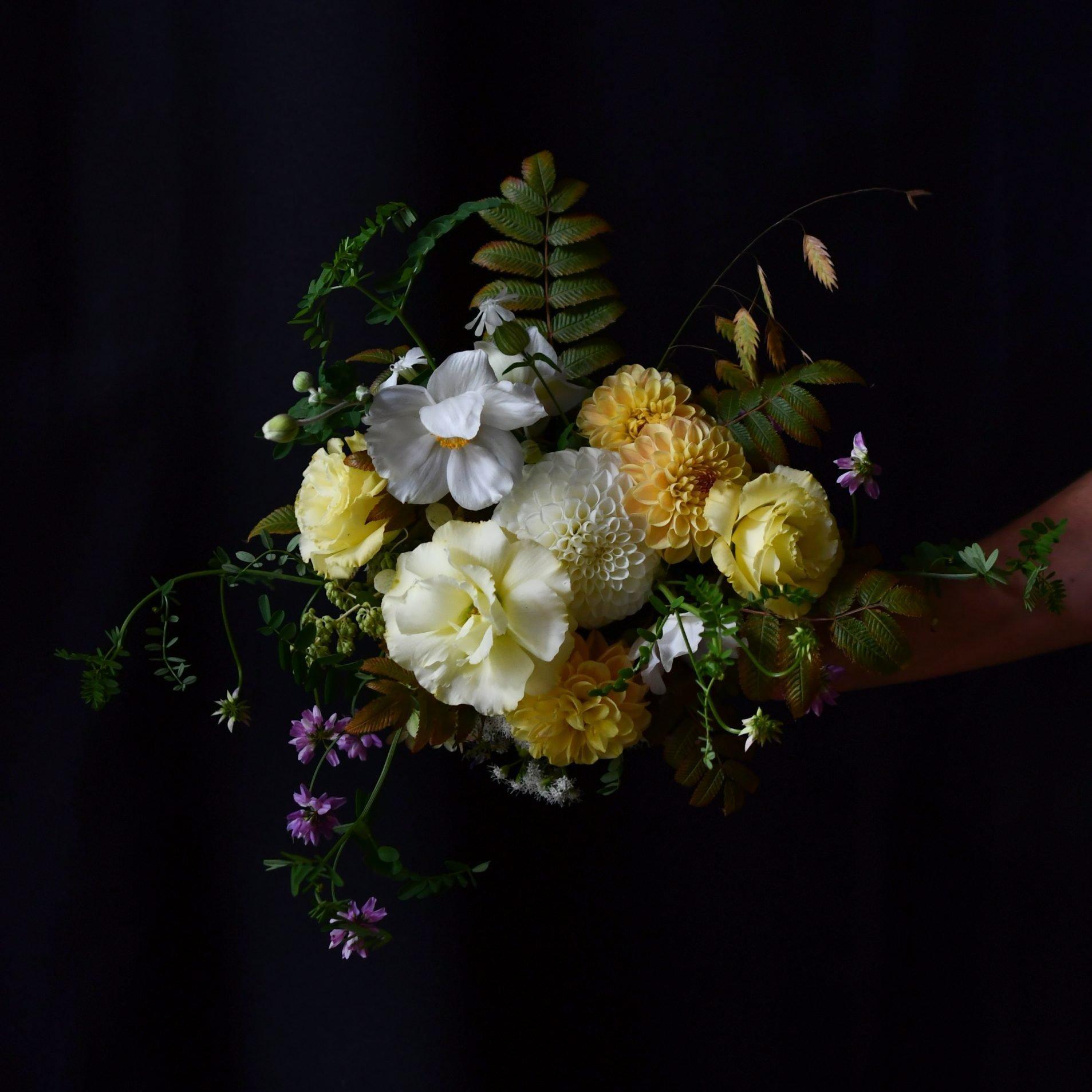 bouquet de la mariée magog