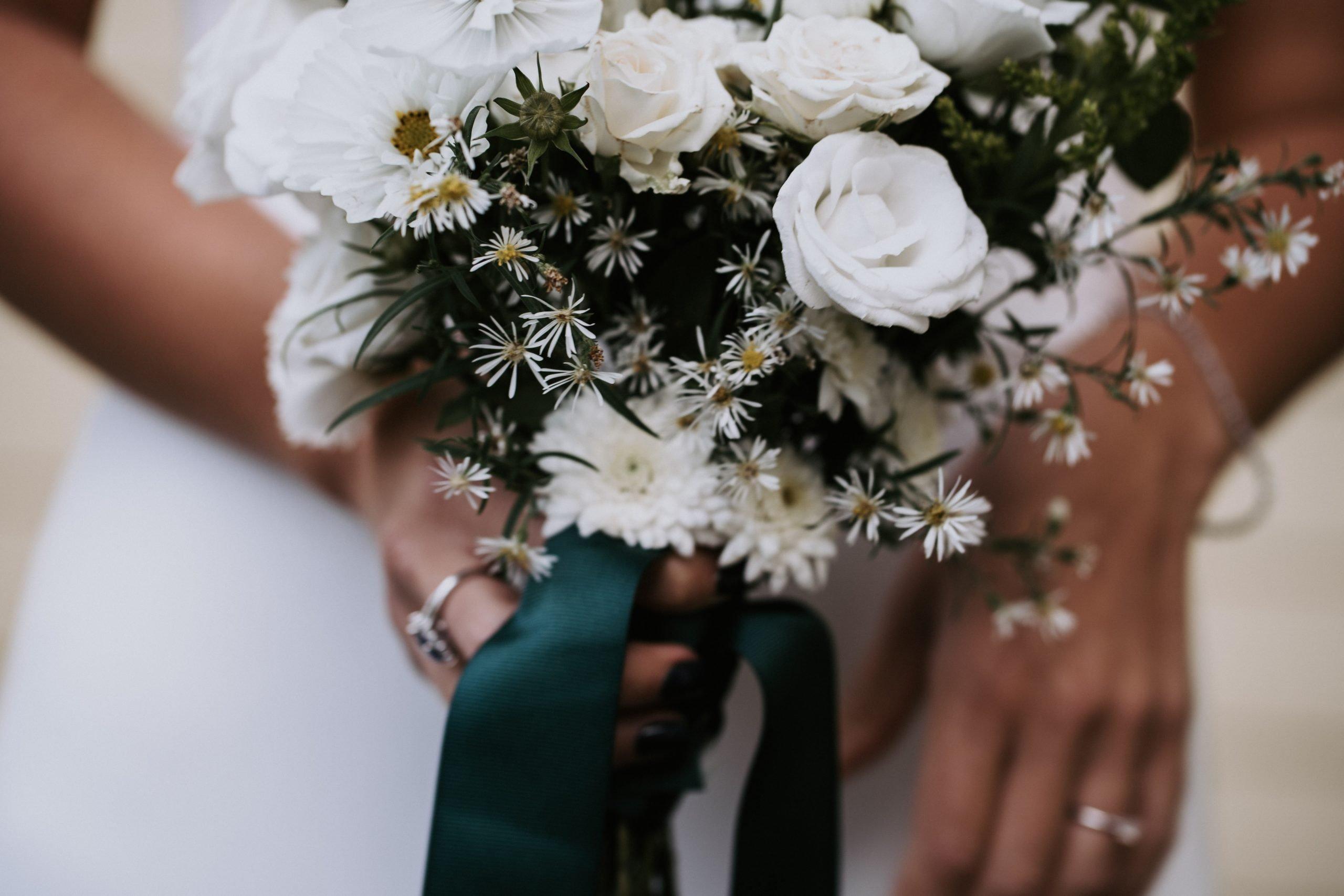 Fleurs mariage à la carte