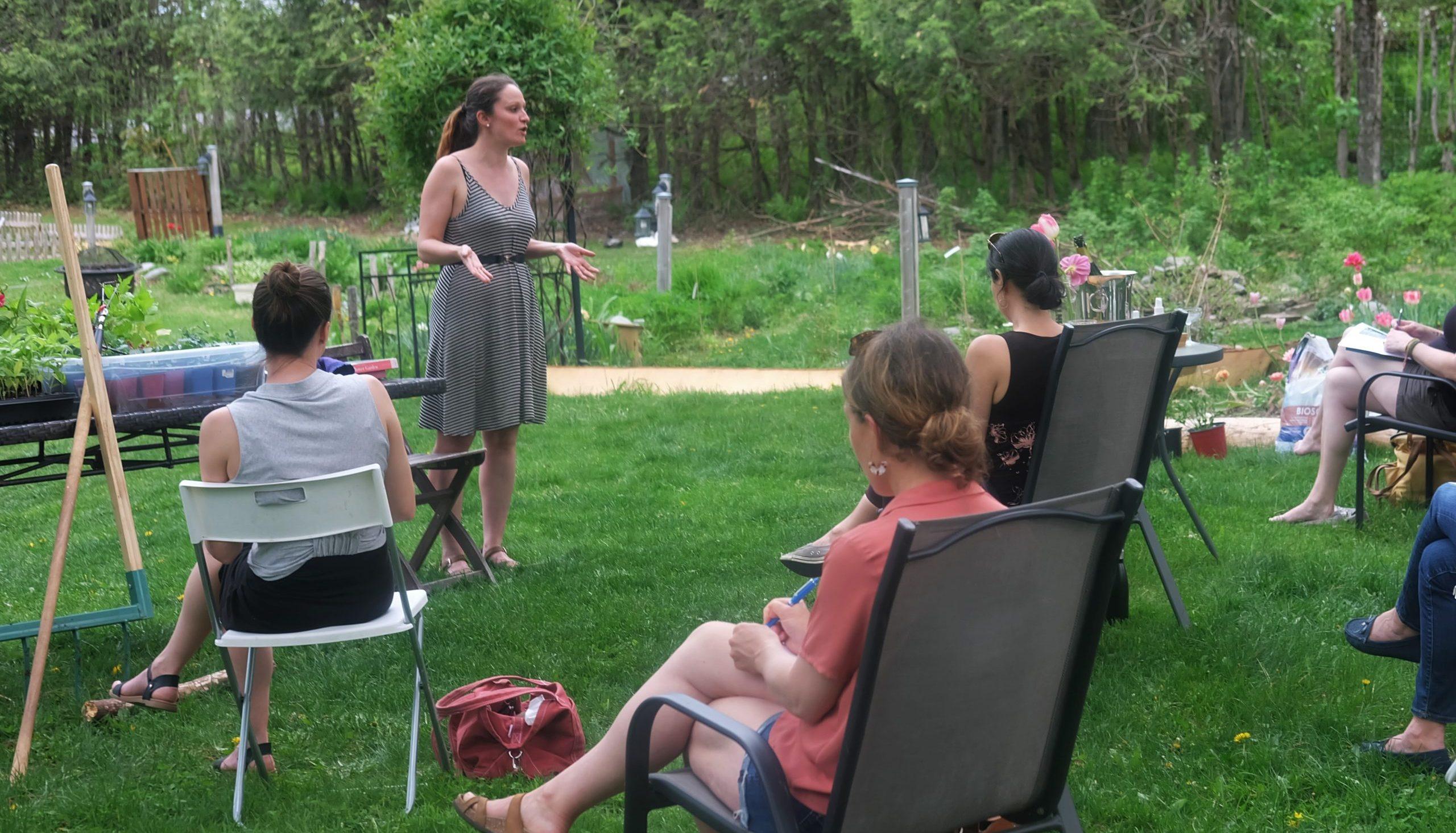 ateliers formations culture de fleurs